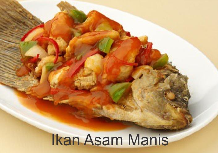 Ikan Asam Manis Catering Alkautsar